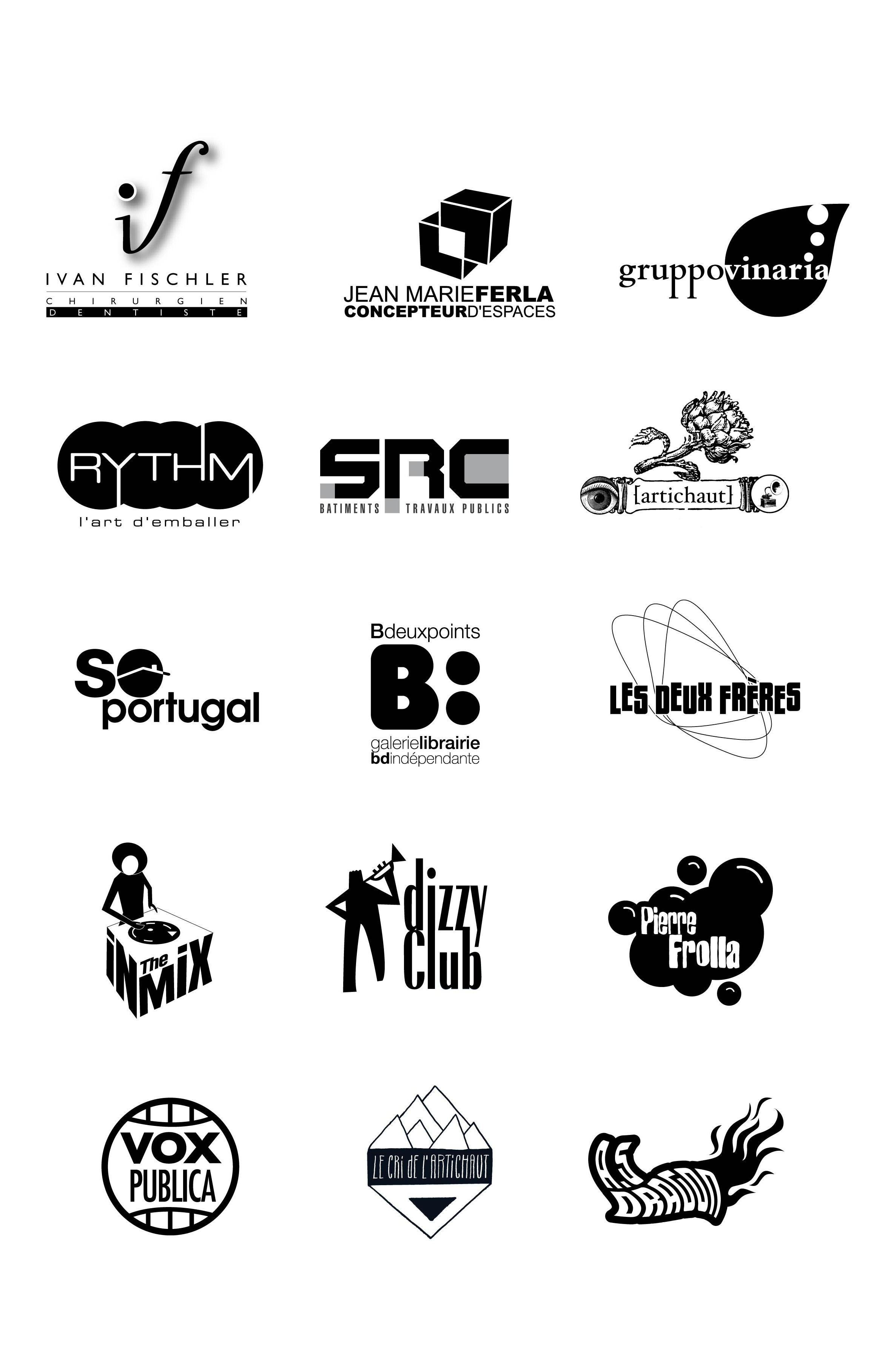 Logos N&B
